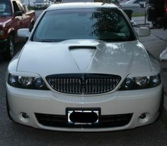 Carlos 2002 Lincoln LS with Pacer 776c 22s with Kuhmo Ecsta