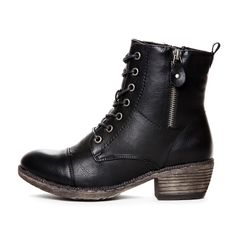 2moons 59,90€ (0047580) koot 36-41 / Click Shoes Combat Boots, Shoes, Fashion, Moda, Zapatos, Shoes Outlet, Fashion Styles, Combat Boot, Fasion