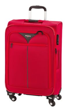 Hardware Skyline 3000 Trolley M, 4-Rollen Red/Grey