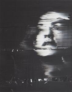 Glitch portrait / Andy Denzler