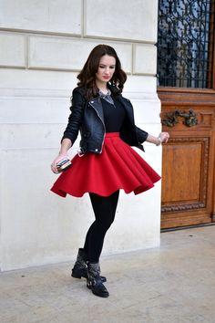 Alina Filipescu: Red Riding Hood
