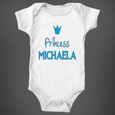 Frozen Princess Michaela Baby Girl Name