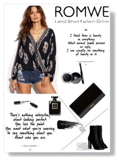 """""""Untitled #768"""" by suad-nisveta-mesic ❤ liked on Polyvore featuring beauty, Barbara Bui, Urban Decay, Balmain and Chanel"""