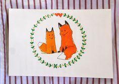#fox #animal #love #volpi