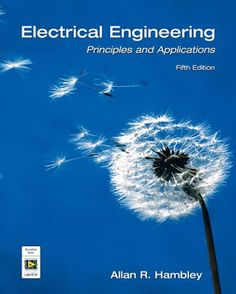 Electrical engineering principles and applications edition by allan r hambley solution manual/ 0132130068 9780132130066 Allan R. Hambley Electrical Engineering Electrical Engineering Principles and Applications Principles and Applications Basic Electrical Engineering, Engineering Tools, Electrical Wiring, Electromechanical Engineering, Student Learning, Reading Online, Books Online, Textbook, Manual