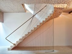 Caroline Place | Bayswater - amazing staircase by Amin Taha Architects