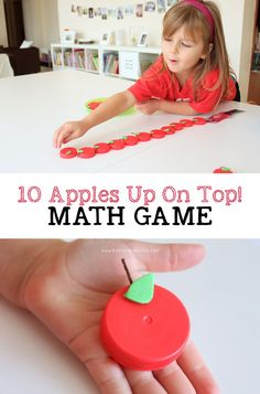 Ten Apples Up On Top Math Game | Mama.Papa.Bubba.