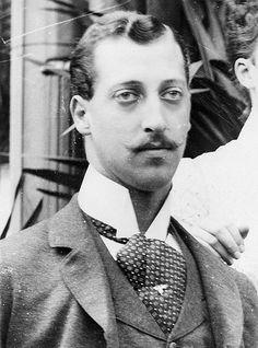 HRH Prince Albert Victor
