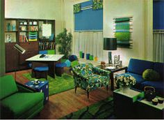 Papergreat: Some interior decorating tips from 1969