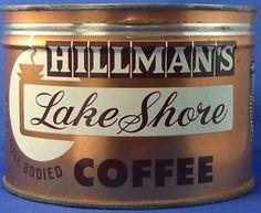 Hillman's Lake Shore Coffee
