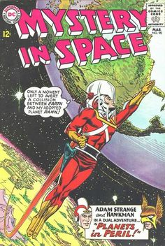 adam strange covers | Top Five Most Iconic Adam Strange Covers