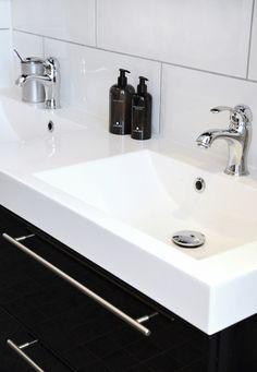 Dermosil Living Vanity Units, Scandinavian Home, Master Bathroom, Sweet Home, Sink, Interiors, Inspiration, Home Decor, Products