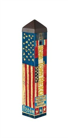 Durable garden poles are innovative reproductions of original hand painted artwork. Simple messages with vivid color are displayed for a unique garden accent. Set garden poles near a pathway, by the f Modern Garden Design, Contemporary Garden, Landscape Design, Peace Pole, Garden Poles, Hometown Heroes, Metal Garden Art, Unique Gardens, Modern Gardens