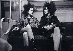 Vivienne Westwood 1970s punk.