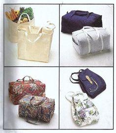 mccalls_crafts_6320_tote_duffel_bags_back_pack_sewing_pattern__0d05648c.jpg (436×500)