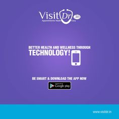 Download Visitdr App which makes you easy to approach medical services. Your experts are now in your hands. #VisitDr #MedicalApp #Experts #MedicalServices