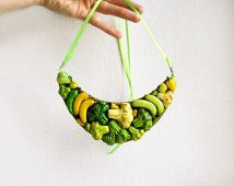 vegetable jewelry - Google Search