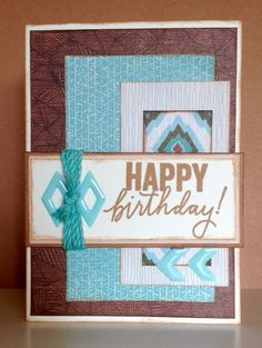 Paper Goodness: Creating from the Heart: Happy Everything Blog Hop! #CTMH