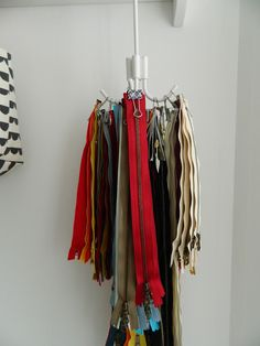 s.o.t.a.k handmade: how I organize and store my zippers