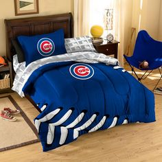 Chicago Cubs MLB Bed in a Bag (Twin)