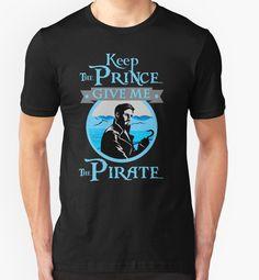 Captain Hook OUAT Shirt by KsuAnn