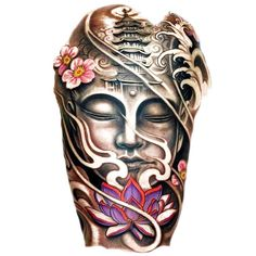 Image result for tattoo bouddha