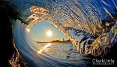 From a surfer's view