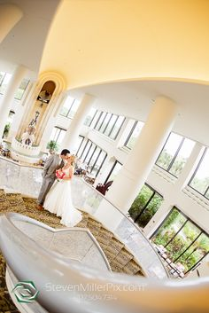 Vicky And Cameron Shared Their Beautiful Intimate Destination Wedding At The Hyatt Regency Grand Cypress One Of Our Favorite Orlando Venues