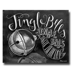 Chalkboard Print, Chalkboard Lettering, Chalkboard Designs, Chalkboard Ideas, Chalkboard Drawings, Chalkboard Art Quotes, Blackboard Art, Chalkboard Writing, Christmas Bells