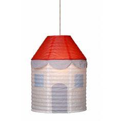 #kinderlamp -  Lucide Paper- Balls House