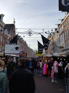 Albert Cuyp Markt em Amesterdão | Viaje Comigo