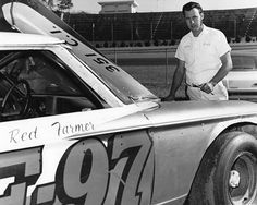Bobby Carter was in charge of helping prepare driver Red Farmer's Fords for numerous years on the NASCAR short track circuit Farmer would run several...