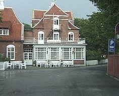 Brøndums Hotel in Skagen, the northernmost point of Denmark.