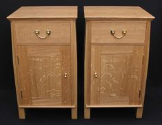 CFA Voysey Bedside Cabinets.