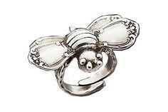Silver Spoon Tea Cup Spoon End Unique Adjustable Ring Bum... https://www.amazon.com/dp/B008KPR6U4/ref=cm_sw_r_pi_dp_U_x_m0rDAbPX9K2WD