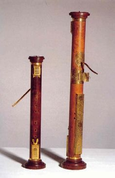 Flutes-Columns (basses) by Hans Rauch von Schrat