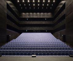 Estudio Barozzi Veiga || Auditorio y Palacio de Congresos de Infanta Doña Elena (Águilas, España)