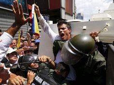 Venezuela saca la cara por condena de Leopoldo López