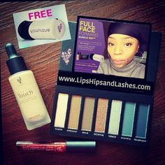 I can't believe the bag is free!! I wish I could buy more!! #homebasedbusiness #instaglam #pictureoftheday #pink #y #makeupartist #makeup #eye #eyeshadow #lips #lipstagram #lipstains #youniqueproducts #mua #free #makeupbag #freemakeupbag #youniqueliquidpowdee #youniqueliquidfoundation #foundation #trending #blackgirlmagic #headwrap #natural #eyeshadowpalette #networkmarketing #2017 #wahm