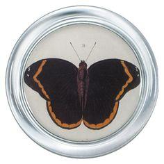 John Derian Company Inc — Brown & Orange Butterfly