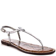 BNIB Gigi Silver Boa Sam Edelman Gigi sandal brand new in box. No trades. Sam Edelman Shoes Sandals