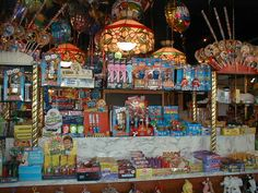 Farrell's Ice Cream Parlour...The Candy Shoppe