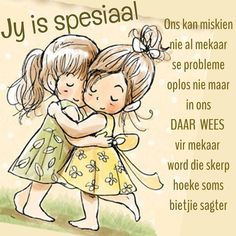 Funny Sister Memes, Family Qoutes, Afrikaanse Quotes, Special Quotes, Night Quotes, Daughter Quotes, Friendship Quotes, Sayings, Words