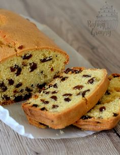 Sultana Cake - Baking with Granny Loaf Recipes, Best Cake Recipes, Sweet Recipes, Baking Recipes, Dessert Recipes, Favorite Recipes, Lemon Recipes, Sultana Cake, Food Cakes