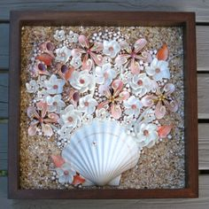 crafts made of seashells - The most interesting blogs