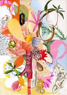 Valerie Roybal   Vintage Collage inspiration