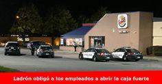 Ladrón roba restaurante de comida rápida Más detalles >> www.quetalomaha.com/?p=6256