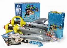 XXL-Piraten-Party-Box (6 Kinder)