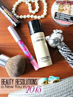 Have you made any beauty resolutions this year? See how to add style to your look