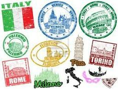 Buy Stamps with Italy by roxanabalint on GraphicRiver. Set of grunge stamps with Italy, vector illustration Rome Italy, Venice Italy, Pisa Italy, Italy Vacation, Italy Travel, Italy Illustration, Italian Theme, Passport Stamps, Thinking Day